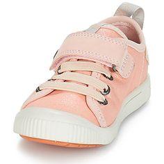 Buty Dziecko Nike AIR MAX 90 LEATHER TODDLER Trampki i tenisówki dziecięce różowe w Spartoo
