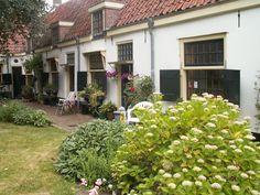 Haarlem - Hofje van Loo