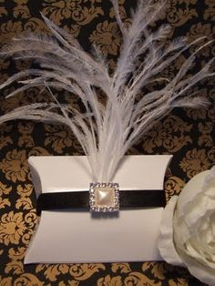 Use feathers for table centerpieces or food decorating