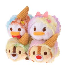 Tsum Tsum Ice Cream Set - Coming to Japan May 3rd!