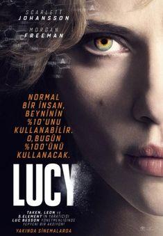 Scarlett Johansson'ın başrolünde yer aldığı ve özel yapım bir uyuşturucu kullandığında tam bir ölüm makinesine dönüşen ve özel güçlere sahip olan Lucy'nin hikayesini anlatılıyor.