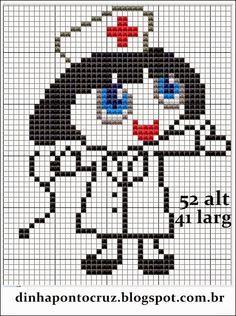 Cross Stitch Designs, Cross Stitch Patterns, Cross Stitching, Cross Stitch Embroidery, Stitches Medical, Pixel Crochet Blanket, Cross Stitch For Kids, Plastic Canvas Christmas, Alpha Patterns