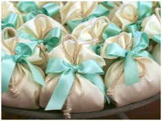 tiffany Favor wedding, bomboniera matrimonio