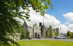 Breaffy House Resort is a perfect wedding venue in Castlebar, Mayo, Connaught, Ireland.