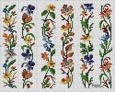 New Ribbon Embroidery Kit Handmade Peacock Oriental Wall Hanging Art Asian Decoration (No frame) - Embroidery Design Guide Celtic Cross Stitch, Mini Cross Stitch, Beaded Cross Stitch, Cross Stitch Rose, Cross Stitch Flowers, Cross Stitch Embroidery, Embroidery Patterns, Hand Embroidery, Cross Stitch Boarders