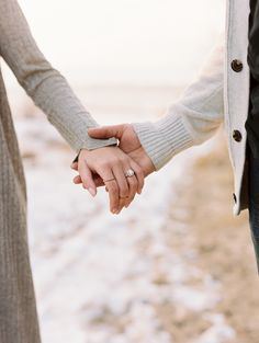 Simple Outdoor Engagement Session
