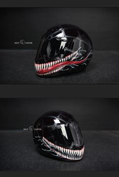 Venom Motorcycle Helmet