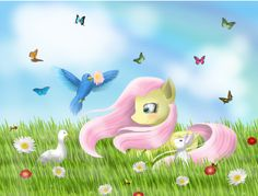 First Day of Spring by ChanceyB.deviantart.com on @DeviantArt