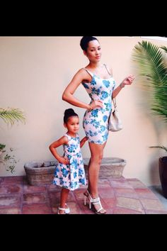 Mother and Daughter Twinning
