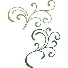 Silhouette Design Store - View Design #18670: flourishes