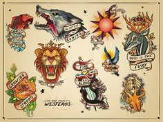 old school tattoo game - Pesquisa Google