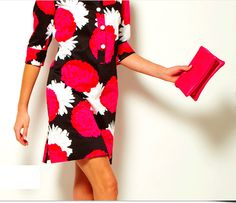 Philanthropic apparel designer Sara Campbell creates timeless silhouettes for women. Based in Boston, the collection is made in the USA. Boston Shopping, Summer 2015, Florals, Cold Shoulder Dress, Bodycon Dress, Fall, Collection, Dresses, Design
