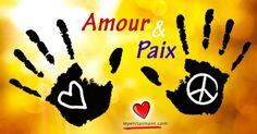 Amour & Paix | Le petit aimant