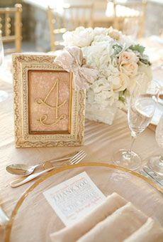 Brides: A Classic, Intimate Outdoor Wedding | Classic Weddings | Real Weddings | Brides.com