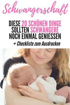 Erste Schwangerschaft: Diese 20 schönen Dinge sollten Schwangere noch einmal vor der Geburt des Kindes genießen, bevor das Leben als Mutter beginnt und es mit der Ruhe und Entspannung erst einmal vorbei ist. Tipps und Ideen auf Mamablog www.ineedsunshine.de