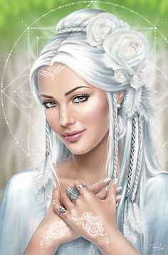 Madam Valkyrie Fantasy Gallery added a new photo. Fantasy Hair, Fantasy Movies, Artistic Visions, Fantasy Heroes, Lovely Girl Image, Cute Girl Wallpaper, Fairy Wallpaper, Beautiful Fantasy Art, Beautiful Scenery