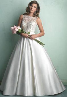 Allure Bridals 9152 Wedding Dress photo