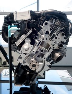 BMW water injection system offers improved performance and fuel economy