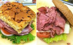 New Hampshire | Here's where to find the best sandwiches in every state (and D.C.).