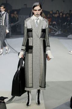 e33262ce31d See all the Collection photos from Thom Browne Autumn Winter 2017  Ready-To-Wear now on British Vogue