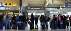 How to shorten your time in airport lines #TravelTips