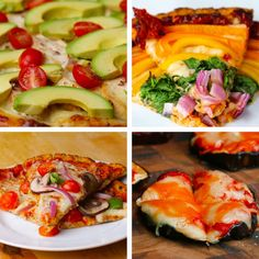 Every Day Can Be Pizza Day With These 4 Healthy Pizza Recipes