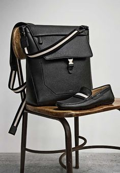 7fd4ad38d9ff the ballyssime backpack with leather drivers