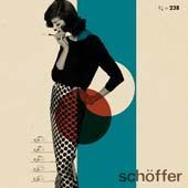 Here it is tomorrow again - Collage artist who channels mid-century and Bauhaus graphic design