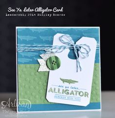 Stampin Up 2014 Leadership Display Boards Day 3 Sale a Bration See Ya Later by Mercedes Weber