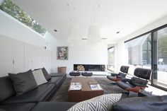 House HV   ILB Architecten                                      Photo: Philippe van Gelooven