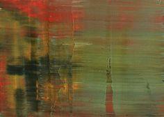 "Koen Lybaert; Oil, 2011, Painting ""abstract N° 274 - SOLD [Switzerland]"""