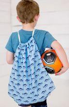 Shop our Personalized Drawstring Sports bag. Personalize your drawstring sports bag with a name or a monogram