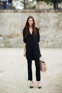 10 Ways To Wear All Black