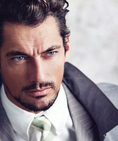 Another amazing photo of David Gandy