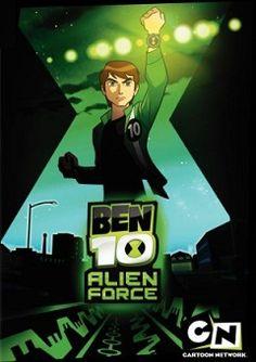 Ben 10: Alien Force Season 3 | Watch cartoons online, Watch anime online, English dub anime