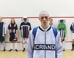 Fashion – Andrea Crews Martial Arts Inspired SS'16 Collection
