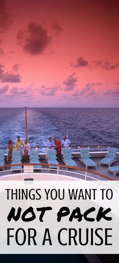 Cruise packing tips: As youre packing for a cruise vacation, making a checklist of what to pack and what to wear on cruise formal night outfits, don't bring anything not allowed on cruise ship! List of policies for popular cruise lines, like Carnival. Packing List For Cruise, Disney Cruise Tips, Best Cruise, Cruise Travel, Cruise Vacation, Travel Packing, Travel Tips, Cruise Port, Travel Hacks