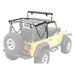 Interactive Diagram Mopar Soft Top Hardware For Jeep Wrangler Tj Rh  Pinterest Com Jeep Wrangler Soft