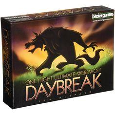 One Night Ultimate Werewolf Daybreak $30