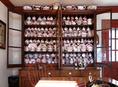 pink lustre collection aka lusterware aka lustreware