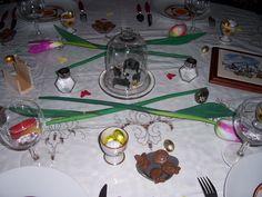 détail table de pâques