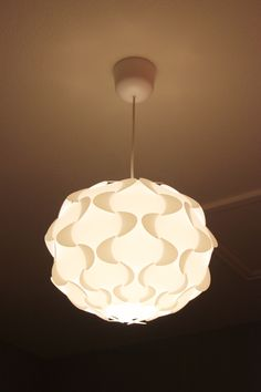 Light fixture from Ikea
