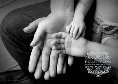 Family hands picture