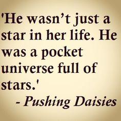 Pushing Daisies.