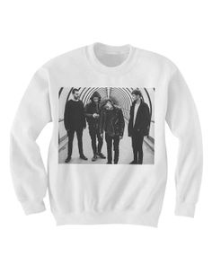 The 1975 Band Shirt Sweatshirt Sweater - The 1975 T Shirt - Hipster Oversize Sweater Sweatshirt Tank - FAN0015 The 1975 Band Tunnel on Etsy, $25.00  If someone would by this for me, i would love you FOREVER!
