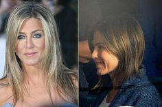 """Jennifer Aniston: 1st she went short, now she's gone dark. will we ever see """"The Rachel"""" again?"""
