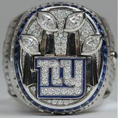 NY Giants Superbowl Ring
