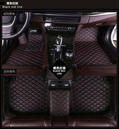 For TOYOTA CAMRY 2008-2018 Car Floor Mats Liner Front /& Rear carpet Mat