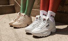 Sneakers women - Fila Disruptor (©Fila Korea)