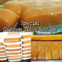 One of Quezon's pride is its mouth-watering brown tikoy. In Macalelon Quezon, there is a festival called Tikoy Festival featuring Tikoys of different types and sizes. Tikoy in Gumaca, Quezon, Quezon, and Sariaya tastes so delicious too but my most favorite is the one from Gumaca..